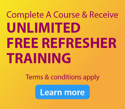 Unlimited Free Refresher Training