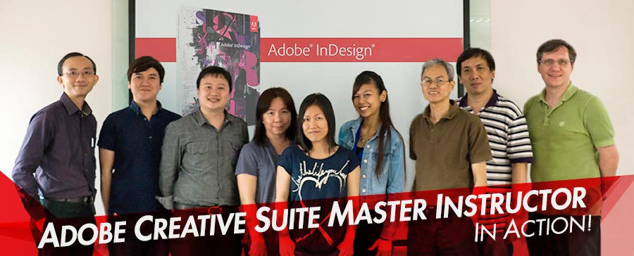 Adobe InDesign Training Course at Acadia Training