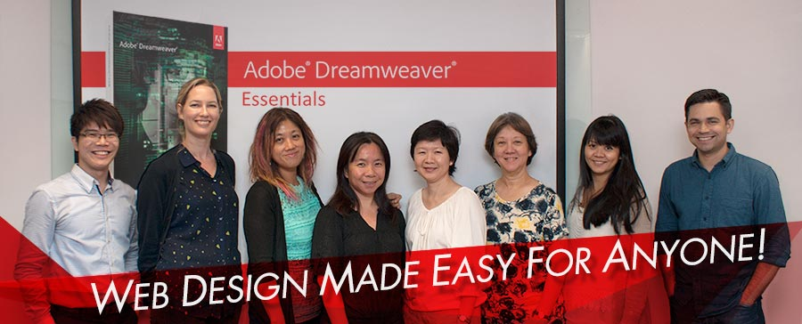Web Design Training in Adobe Dreamweaver at Acadia Training